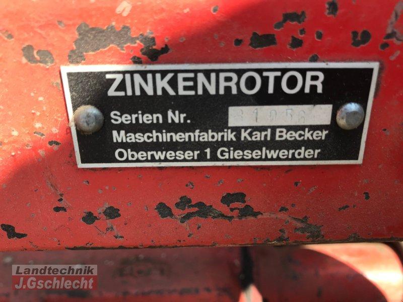 Drillmaschinenkombination des Typs Amazone-Becker D8-30 Special mit Zinkenrotor, Gebrauchtmaschine in Mühldorf (Bild 7)