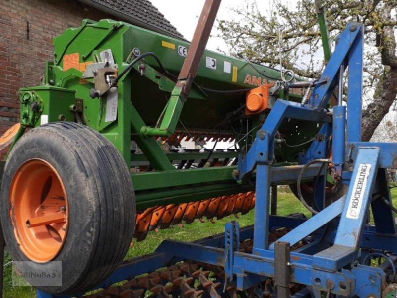 Drillmaschinenkombination des Typs Amazone 08-30 Super, Gebrauchtmaschine in Prenzlau (Bild 1)
