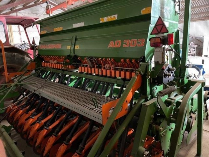 Drillmaschinenkombination tipa Amazone AD 303-KE 303, Gebrauchtmaschine u Aabenraa (Slika 1)