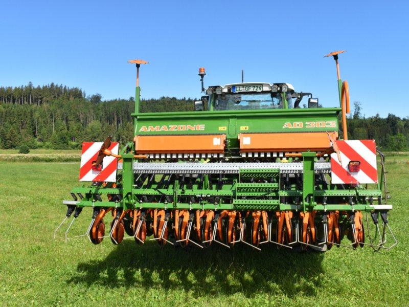 Drillmaschinenkombination des Typs Amazone AD 303 + KG 3000, Gebrauchtmaschine in Landsberg/Ellighofen (Bild 3)