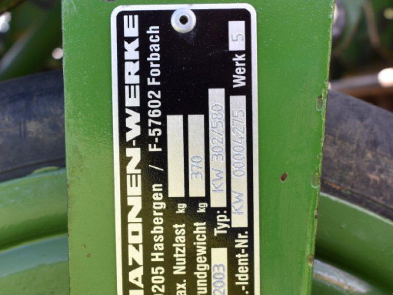 Drillmaschinenkombination des Typs Amazone AD 303 + KG 3000, Gebrauchtmaschine in Landsberg/Ellighofen (Bild 10)