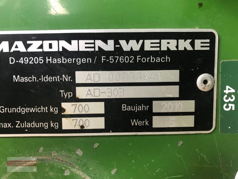 Drillmaschinenkombination des Typs Amazone AD 303 + KX 3000, Gebrauchtmaschine in Epfendorf (Bild 9)