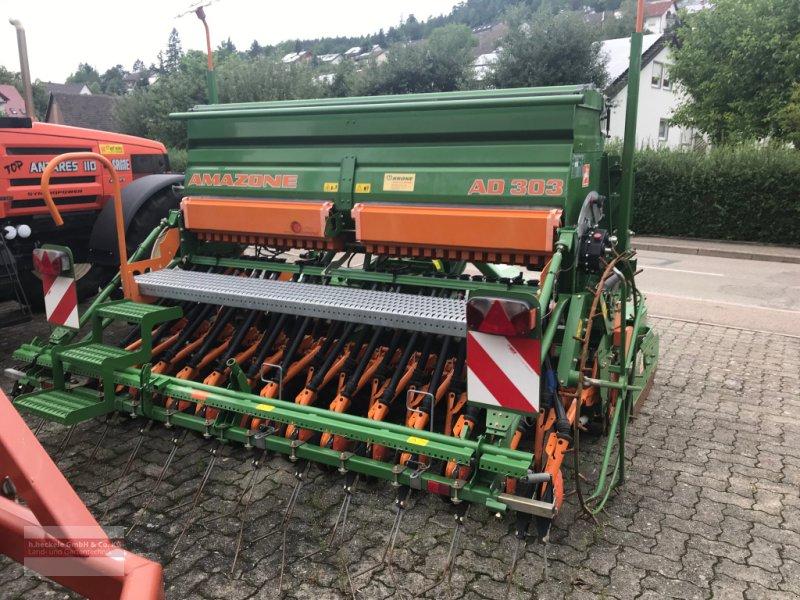 Drillmaschinenkombination des Typs Amazone AD 303 + KX 3000, Gebrauchtmaschine in Epfendorf (Bild 3)