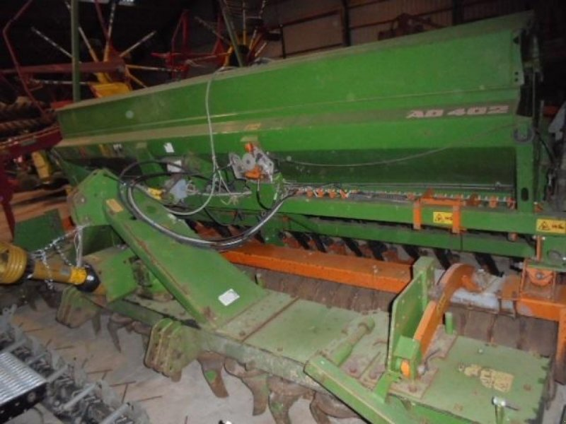 Drillmaschinenkombination des Typs Amazone AD 402 KG 402 rotorharve, Gebrauchtmaschine in Rønde (Bild 1)