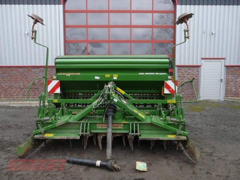 Drillmaschinenkombination des Typs Amazone AD/KG 3000 Super, Gebrauchtmaschine in Suhlendorf (Bild 1)