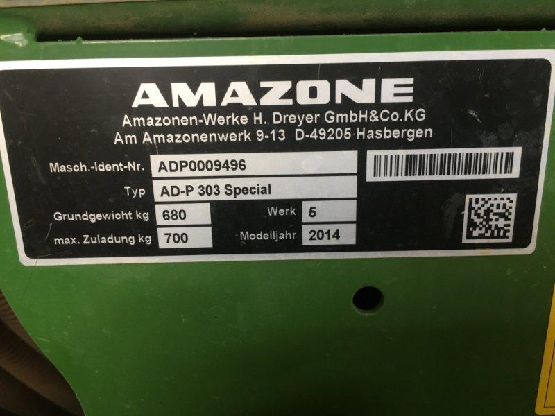 Drillmaschinenkombination des Typs Amazone AD-P 303 Special, Gebrauchtmaschine in Weihmichl (Bild 1)