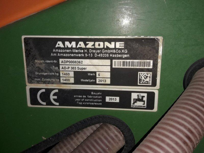 Drillmaschinenkombination des Typs Amazone AD-P 303 Super, Gebrauchtmaschine in Dittelbrunn (Bild 2)
