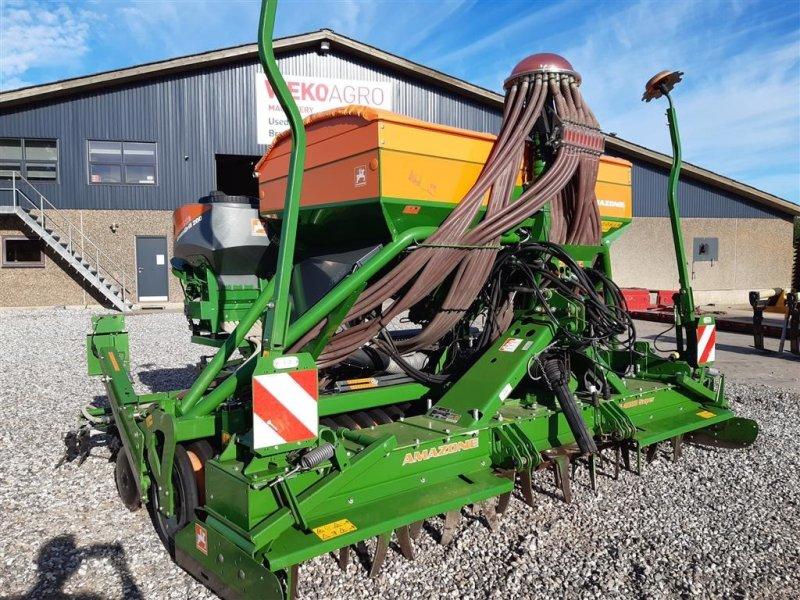 Drillmaschinenkombination des Typs Amazone AD-P 4000 SUPER / 4000 KG med Green-drill, Gebrauchtmaschine in Hammel (Bild 1)