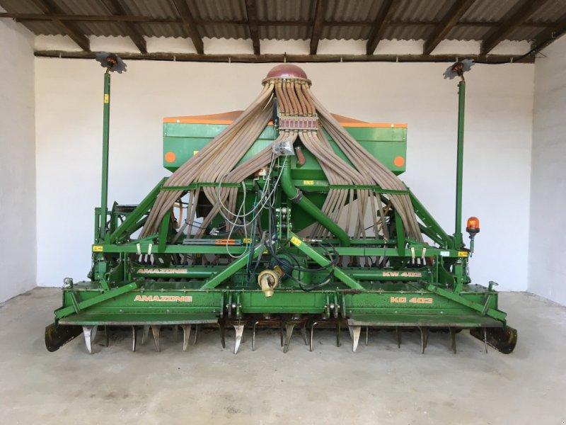 Drillmaschinenkombination des Typs Amazone AD-P 403, Gebrauchtmaschine in Greding  (Bild 1)