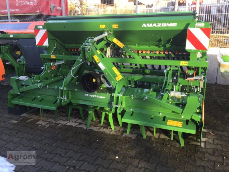 Drillmaschinenkombination des Typs Amazone AD3000 + KE3001 Super, Neumaschine in Herrenberg-Gültstein (Bild 1)