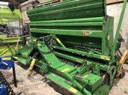Amazone AD403 og KG rotorharve KG 4000 rotorharve & AD 403 såmaskine Drilling machine combination