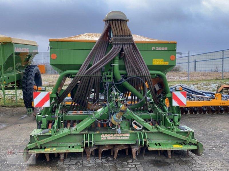 Drillmaschinenkombination des Typs Amazone ADP 303 Super + KG 300 Spezial, Gebrauchtmaschine in Neubrandenburg (Bild 1)