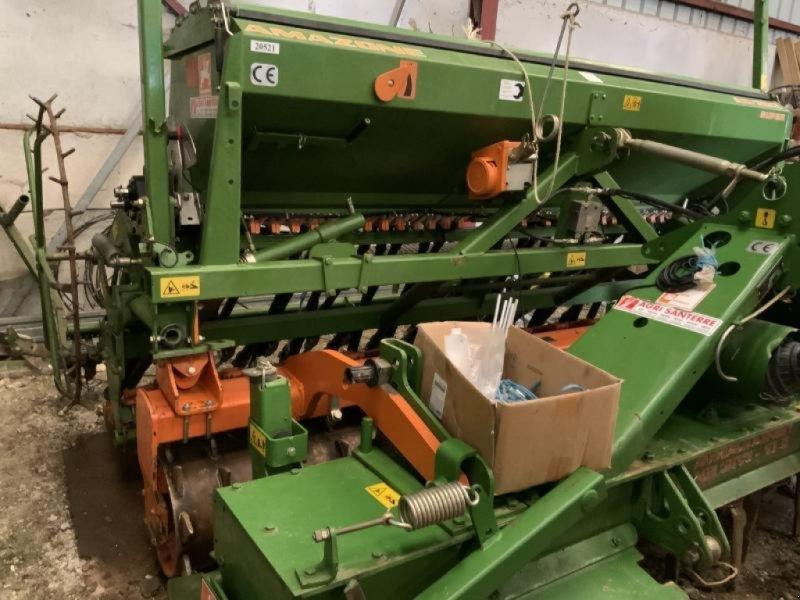 Drillmaschinenkombination des Typs Amazone AMAZONE, Gebrauchtmaschine in ROYE (Bild 1)