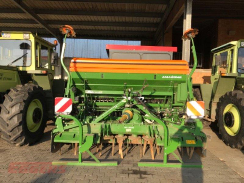 Drillmaschinenkombination des Typs Amazone Cataya/KX 3000 Super, Gebrauchtmaschine in Suhlendorf (Bild 1)