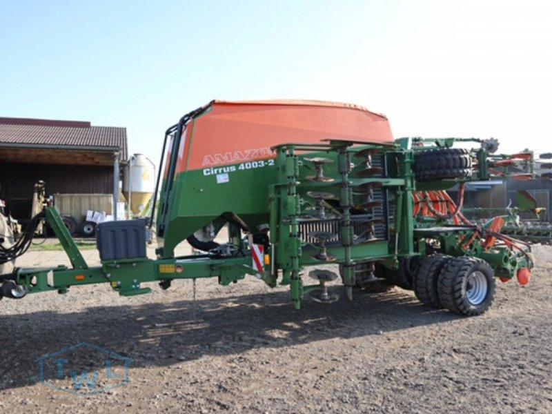Drillmaschinenkombination des Typs Amazone Cirrus 4003-2, Gebrauchtmaschine in Heideblick (Bild 1)