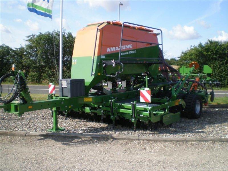 Drillmaschinenkombination типа Amazone CIRRUS 4003-C 4000 L 12,5 cm rækkeafstand, Gebrauchtmaschine в Otterup (Фотография 1)