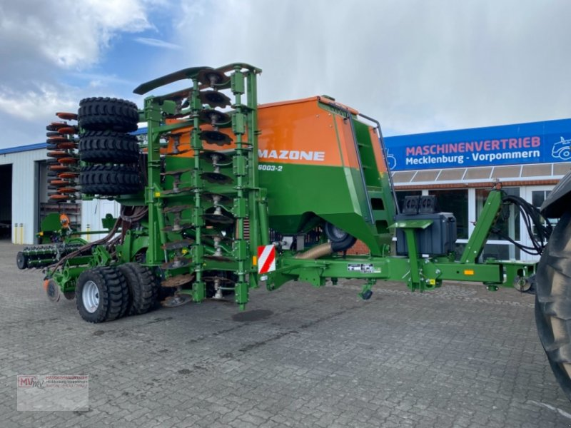 Drillmaschinenkombination des Typs Amazone Cirrus 6003-2, Gebrauchtmaschine in Neubrandenburg (Bild 1)