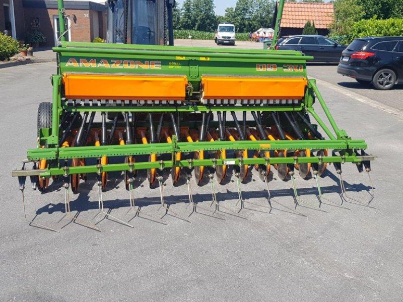 Drillmaschinenkombination des Typs Amazone D 9-30 Special mit Rotec Rollscharen, Gebrauchtmaschine in Rheda-Wiedenbrück (Bild 3)