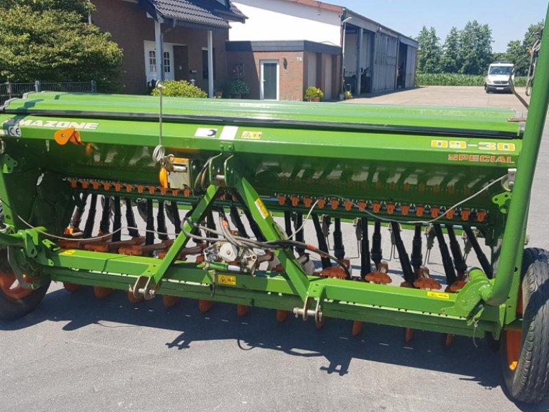 Drillmaschinenkombination des Typs Amazone D 9-30 Special mit Rotec Rollscharen, Gebrauchtmaschine in Rheda-Wiedenbrück (Bild 7)