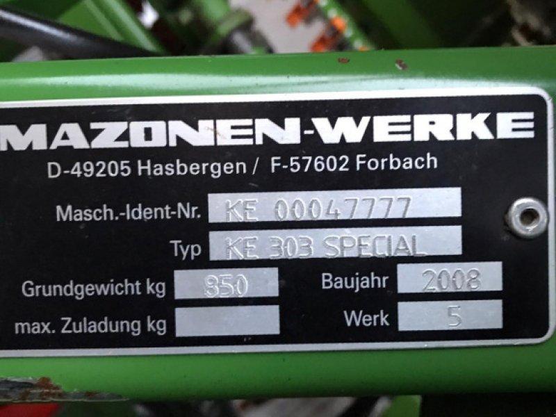 Drillmaschinenkombination des Typs Amazone D8-30 Super, Gebrauchtmaschine in Rehrosbach (Bild 1)