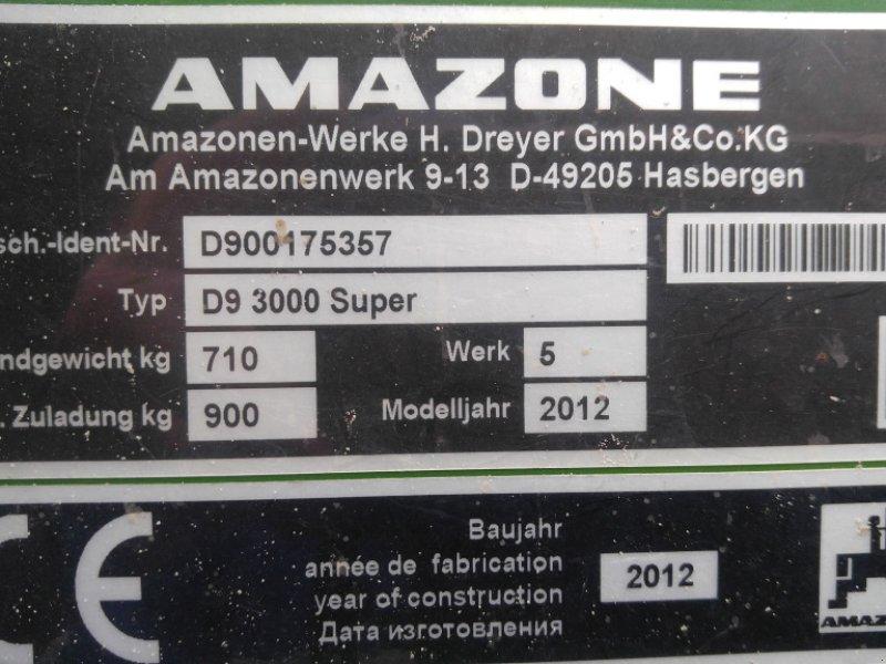 Drillmaschinenkombination des Typs Amazone D9 3000 Super, Gebrauchtmaschine in Calau (Bild 1)