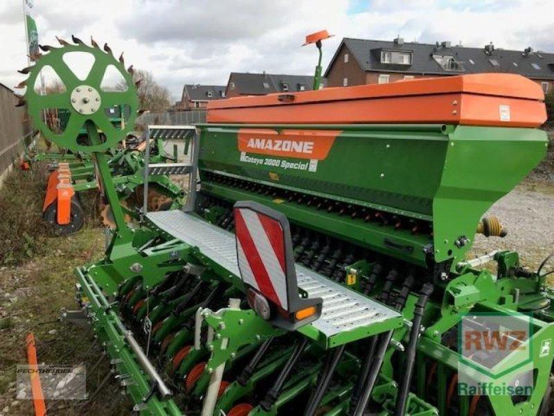 Drillmaschinenkombination des Typs Amazone KE 3001 Sp/Cataya 3000, Vorführmaschine in Wegberg (Bild 3)