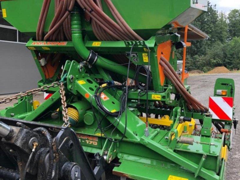 Drillmaschinenkombination des Typs Amazone KE 303-170 + ADP-P 303 Special, Gebrauchtmaschine in Eggenfelden (Bild 4)