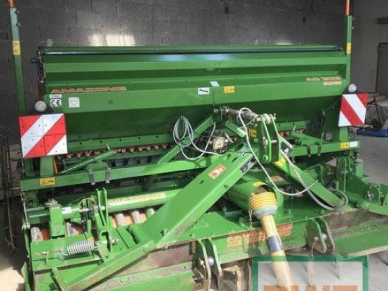 Drillmaschinenkombination des Typs Amazone KE 303 mit AD 303 Super, Gebrauchtmaschine in Kastellaun (Bild 1)