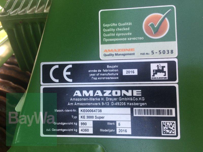 Drillmaschinenkombination des Typs Amazone KE300 & AD-P300 erst 67 ha TOP Zustand!, Gebrauchtmaschine in Dinkelsbühl (Bild 9)