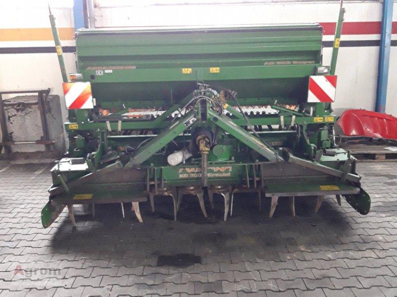 Drillmaschinenkombination des Typs Amazone KG 3000 + AD 303 Super, Gebrauchtmaschine in Riedhausen (Bild 1)