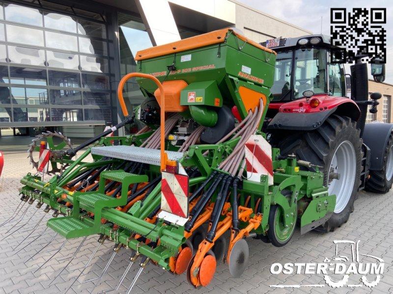 Drillmaschinenkombination des Typs Amazone KG 3000 + AD-P3000 Special, Gebrauchtmaschine in Kaisersesch (Bild 1)
