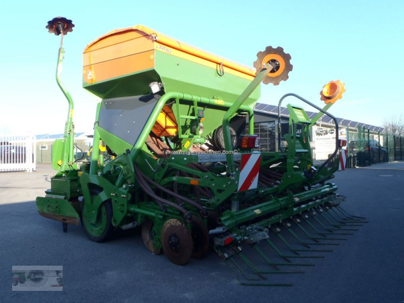 Drillmaschinenkombination des Typs Amazone KG 3000 Spezial & AD-P 3000 Super, Gebrauchtmaschine in Gescher (Bild 1)
