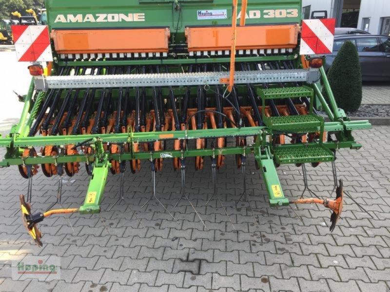Drillmaschinenkombination des Typs Amazone KG 302 + AD 303 Super, Gebrauchtmaschine in Bakum (Bild 2)