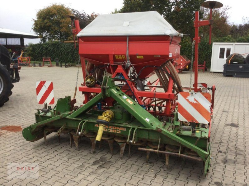 Drillmaschinenkombination типа Amazone KG 303 & Accord DA, Gebrauchtmaschine в Lippetal / Herzfeld (Фотография 1)