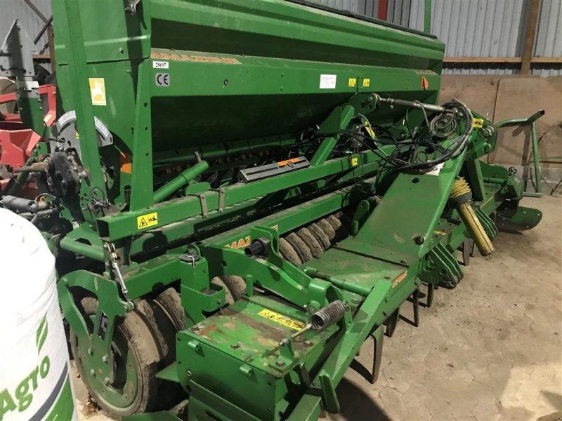 Drillmaschinenkombination типа Amazone KG 4000 super m/AD403 såmaskine-skiveskær., Gebrauchtmaschine в Sakskøbing (Фотография 1)