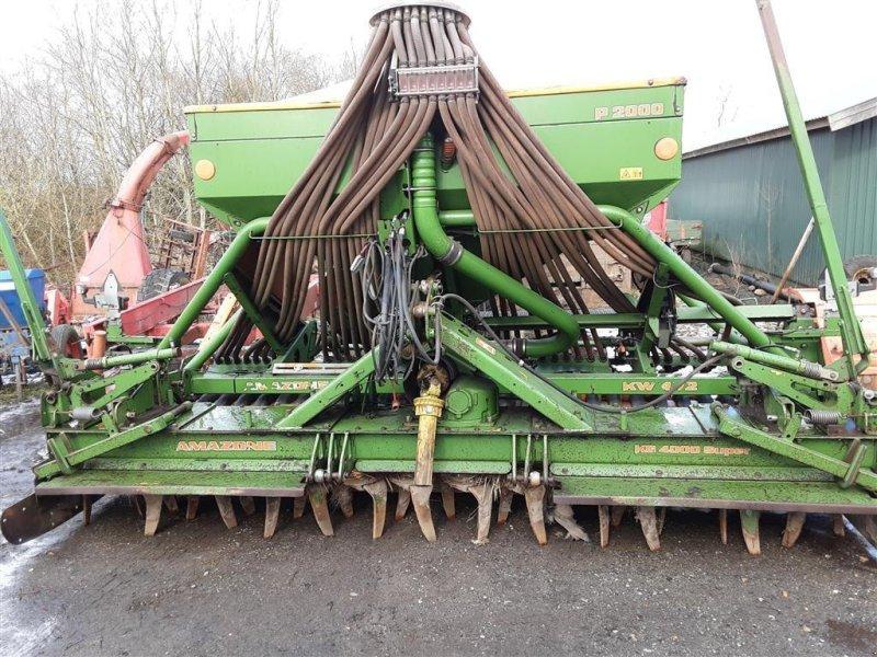 Drillmaschinenkombination a típus Amazone KG 4000 super, Gebrauchtmaschine ekkor: Varde (Kép 1)