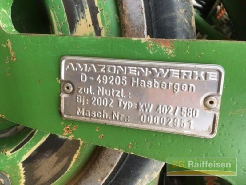 Drillmaschinenkombination des Typs Amazone KG 402 + AD 402, Gebrauchtmaschine in Bruchsal (Bild 3)