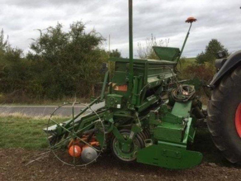 Drillmaschinenkombination des Typs Amazone KG 402 + AD 402, Gebrauchtmaschine in Bruchsal (Bild 1)