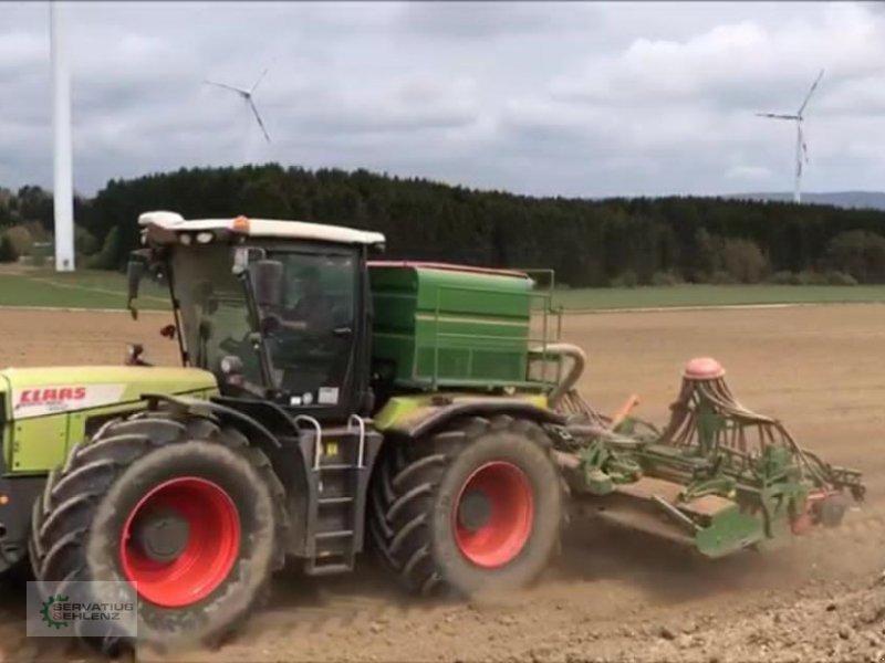 Drillmaschinenkombination типа Amazone KG 6000 Drillkombi mit Tank für Xerion 6m - Video, Gebrauchtmaschine в Rittersdorf (Фотография 1)