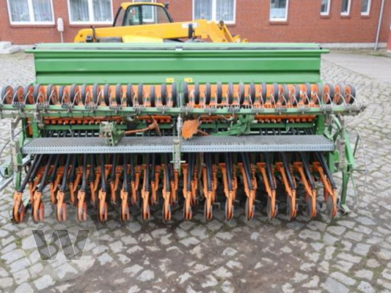 Drillmaschinenkombination des Typs Amazone KG/AD 4000 SUPER, Gebrauchtmaschine in Jördenstorf (Bild 1)