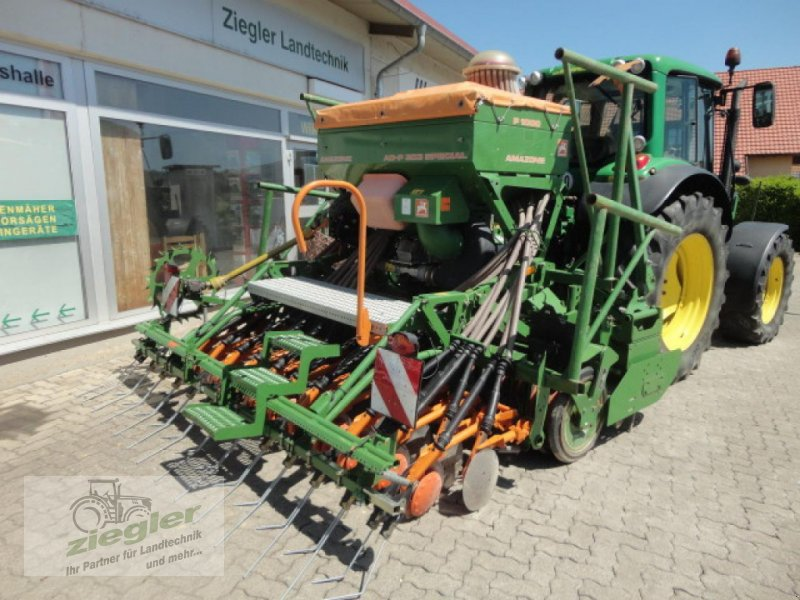 Drillmaschinenkombination типа Amazone KG303   AD-P303, Gebrauchtmaschine в Kandern-Tannenkirch (Фотография 1)