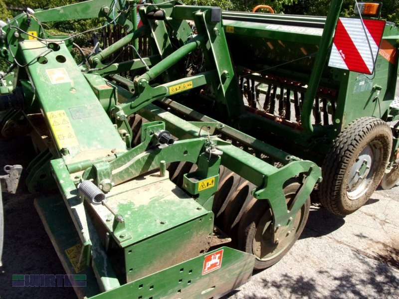 Drillmaschinenkombination des Typs Amazone Kreiselgrubber mit Sämaschine, Gebrauchtmaschine in Buchdorf (Bild 4)
