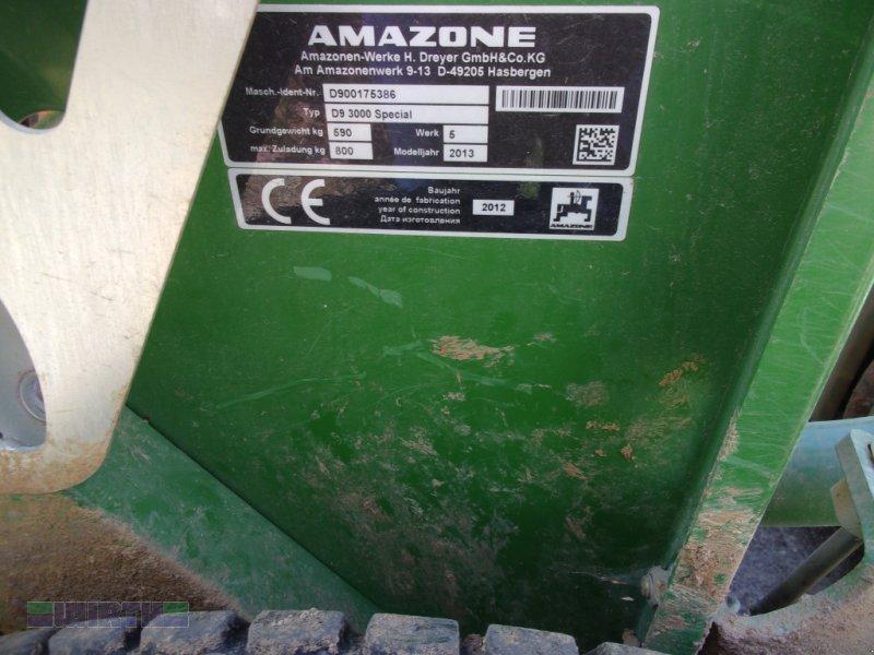 Drillmaschinenkombination des Typs Amazone Kreiselgrubber mit Sämaschine, Gebrauchtmaschine in Buchdorf (Bild 9)
