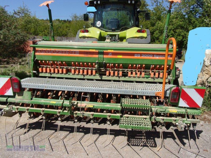 Drillmaschinenkombination des Typs Amazone Kreiselgrubber mit Sämaschine, Gebrauchtmaschine in Buchdorf (Bild 1)