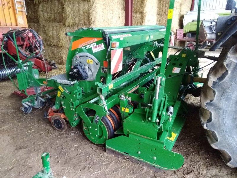 Drillmaschinenkombination типа Amazone KX 3000 + AD 3000 S, Gebrauchtmaschine в FROMEREVILLE LES VALLONS (Фотография 1)