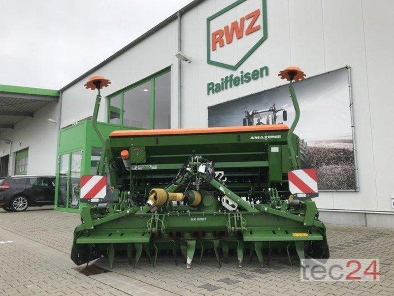 Drillmaschinenkombination des Typs Amazone KX 3001 Cataya 3000 super, Vorführmaschine in Diez (Bild 1)