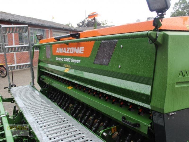 Drillmaschinenkombination typu Amazone KX 3001 & Cataya 3000 Super, Gebrauchtmaschine v Ahaus (Obrázok 11)