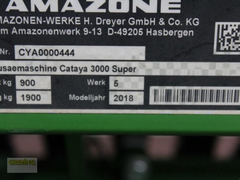 Drillmaschinenkombination typu Amazone KX 3001 & Cataya 3000 Super, Gebrauchtmaschine v Ahaus (Obrázok 16)