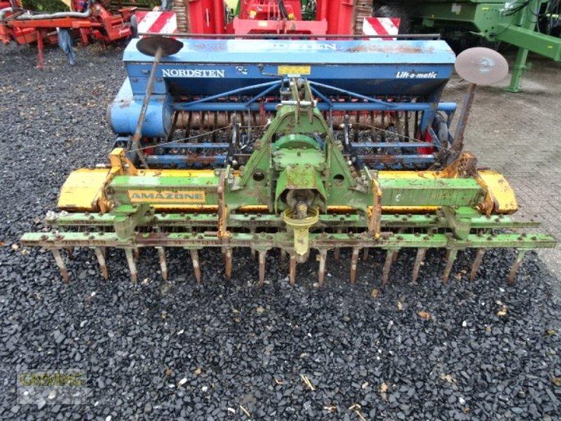 Drillmaschinenkombination a típus Amazone Rüttelegge RE 30 und Nordsten Sämaschine, Gebrauchtmaschine ekkor: Greven (Kép 1)