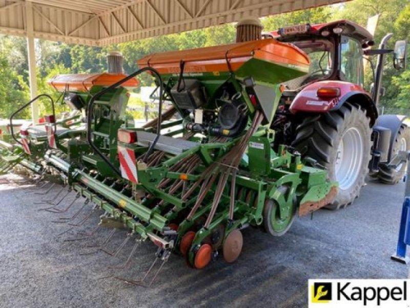 Drillmaschinenkombination des Typs Amazone säkombination kx 3000 und ad-p 3000 special, Gebrauchtmaschine in MARIASDORF (Bild 1)